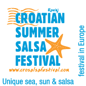 Croatian Summer Salsa Festival stamp