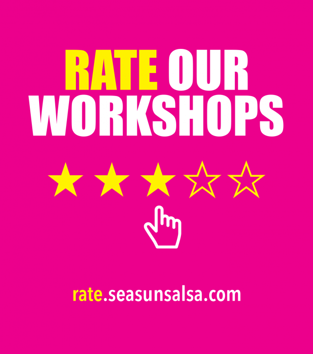 Live workshops rating
