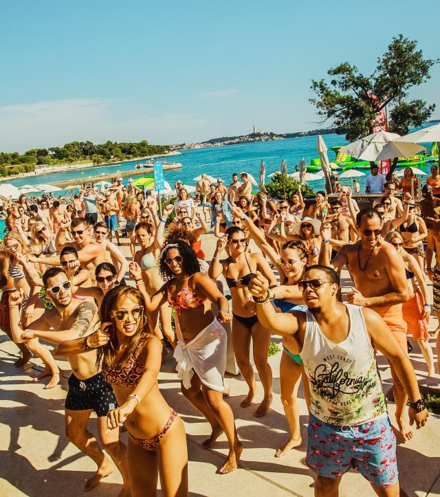 Party Island Beach: Paradiso Kizomba Beach Parties