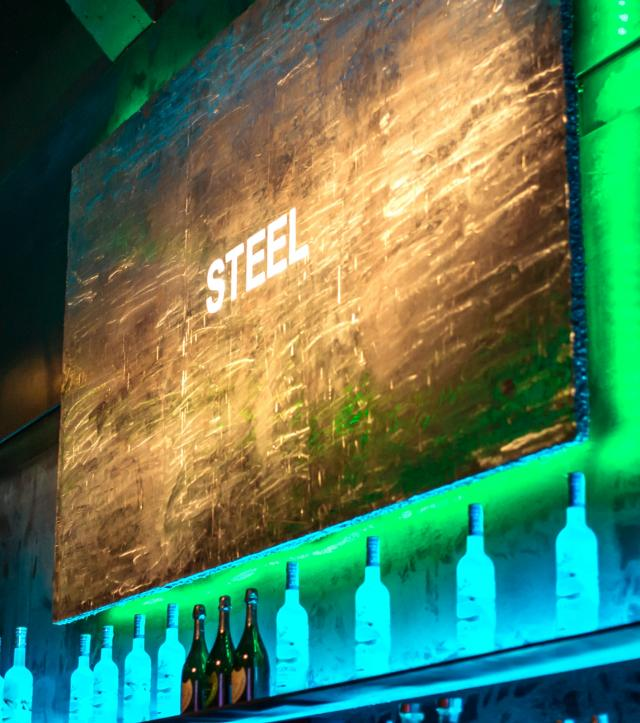 Steel Sensual Party